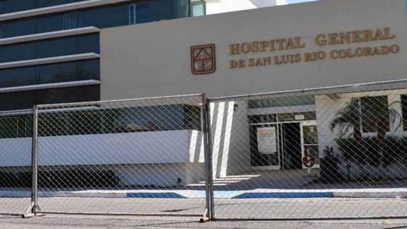 San Luis Río Colorado: Le disparan desde un auto y es hospitalizado de emergencia