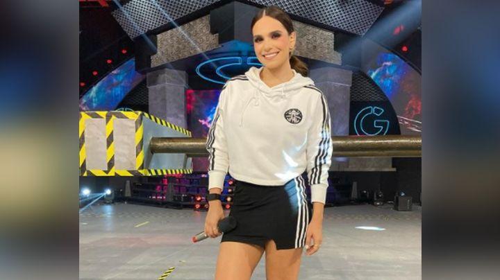 """Tania Rincón sorprende con 'outfit' traslúcido en Televisa y deja en shock a Instagram: """"Mamasota"""""""