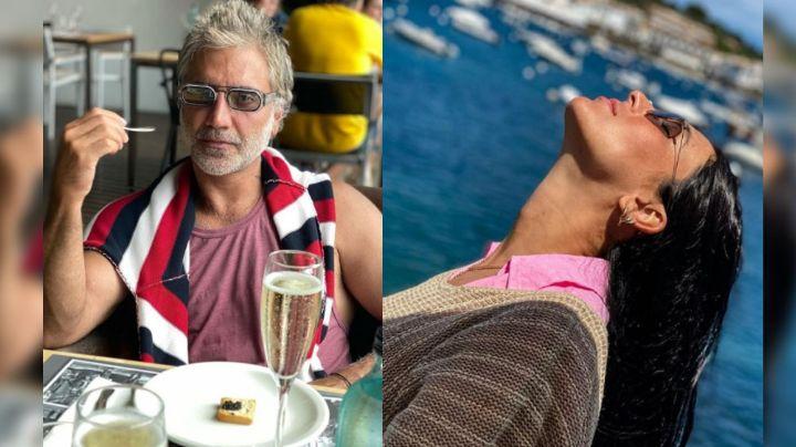 ¿Juntos de nuevo? 'El Potrillo' se habría reencontrado con Karla Laveaga en romántico viaje