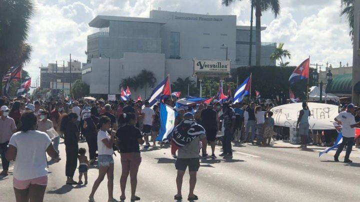 Protestas contra el Gobierno en Cuba: Denuncian decesos y más de 100 desaparecidos en La Habana
