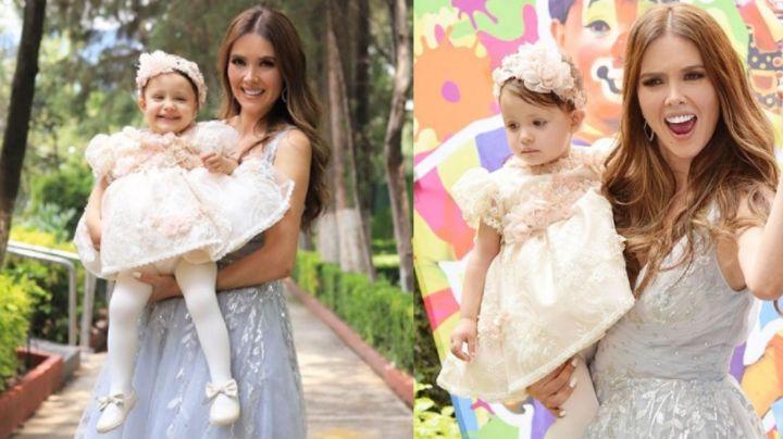 ¿No fue invitado? Exesposo de Marlene Favela reacciona a la fiesta de bautizo de su hija