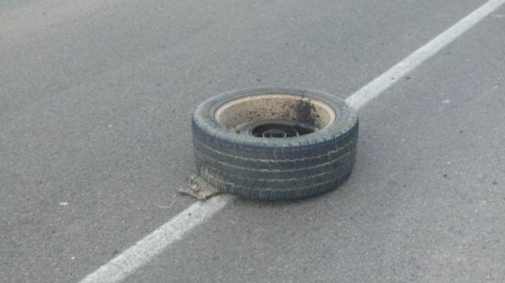Trágico final: Camioneta atropella a un ciclista en filtro sanitario; intentó escapar y volcó