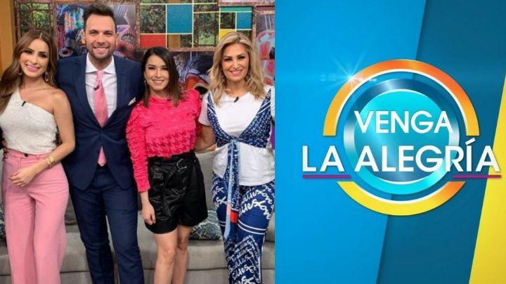 """""""Lárgate doña arrogante"""": Devoran viva a conductora de 'VLA' y exigen su despido de TV Azteca"""