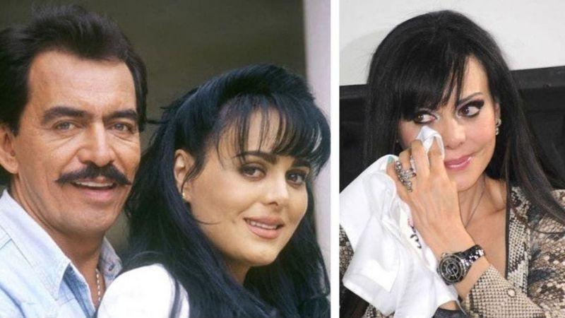 ¿No lo olvida? Maribel Guardia dedica mensaje a su fallecido exesposo, Joan Sebastian