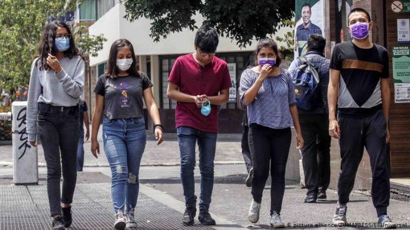 Covid-19 en Sonora: Salud llama a los jóvenes a ser responsables y protegerse del virus