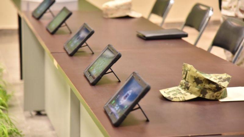 Ayuntamiento de Cajeme compran tablets para policías en 17 mil pesos; cuestan 3 veces menos