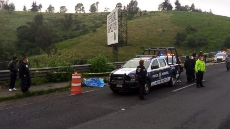 Estado de México: Encuentran cuerpo de mujer en Naucalpan: tenía un balazo en el pecho