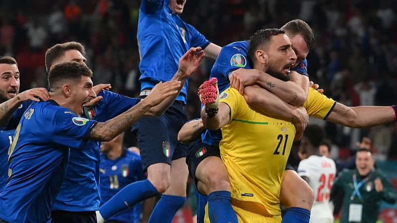 ¡Ya es oficial! PSG ficha al arquero campeón de Europa, Gianluigi Donnaruma