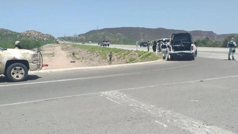 Macabro hallazgo en Empalme: Abandonan dos cuerpos sin vida en La Ladrillera