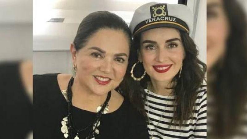 Actriz de Televisa vive trágico momento: Hospitalizan a su madre, conocida política mexicana