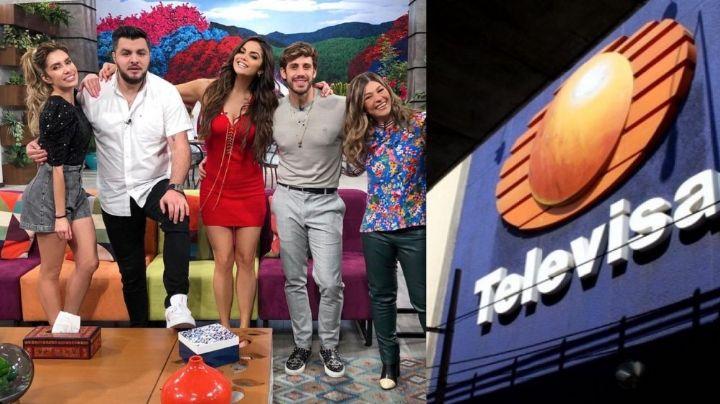 Shock en Televisa: Conductora de 'Hoy' confiesa en vivo que se casó ¡por embarazo sorpresa!