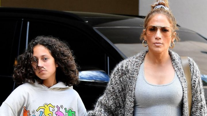 "Tunden a Jennifer Lopez: Critican la apariencia ""desarreglada"" de su hija Emme: ""Parece niño"""