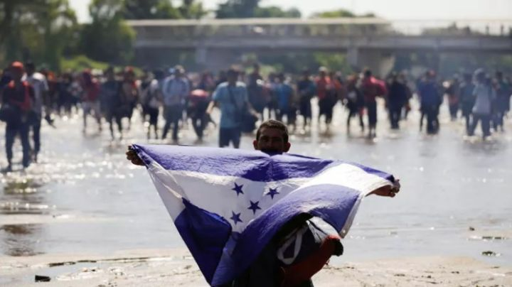 Guatemala alerta al Gobierno de México por la formación de una nueva caravana migrante