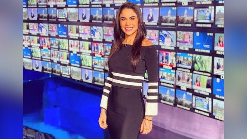 """¡Como nunca! Paola Rojas llega a Televisa con coqueta pijama y enloquece a Instagram: """"Ay Dios"""""""