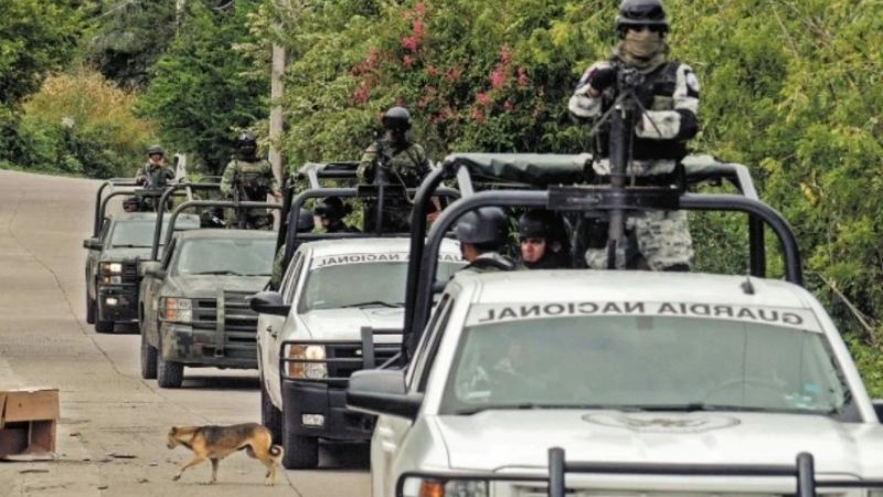 VIDEO: Con lujo de violencia, Guardia Nacional intenta desalojar a mujer de su casa en Chihuahua