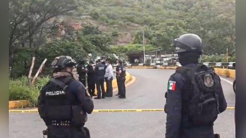 Terrible final: Tras ser 'levantado', policía estatal es encontrado sin vida en barranco de Guerrero