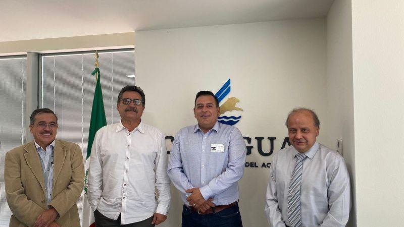 Distrito de Riego del Río Mayo y Conagua buscan modernización de infraestructura hidráulica