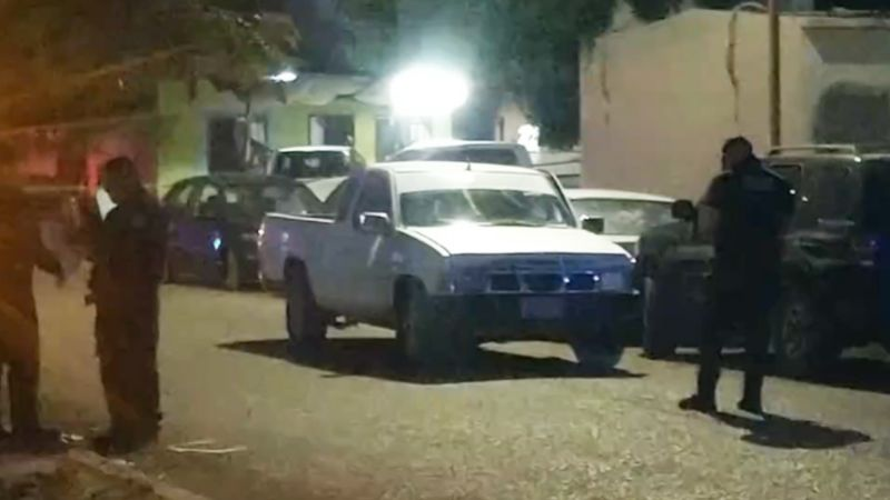 Ciudad Obregón: Rafaguean camioneta y dejan a una persona sin vida y otras dos heridas