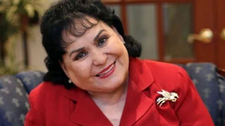"""O él o yo"": Revelan que Carmen Salinas mandó a correr a querido comediante ¿de Televisa?"