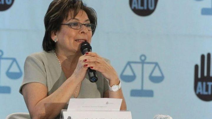 """Denuncia ante la FGR es """"amedrentamiento por atreverme a buscar justicia"""": Miranda de Wallace"""