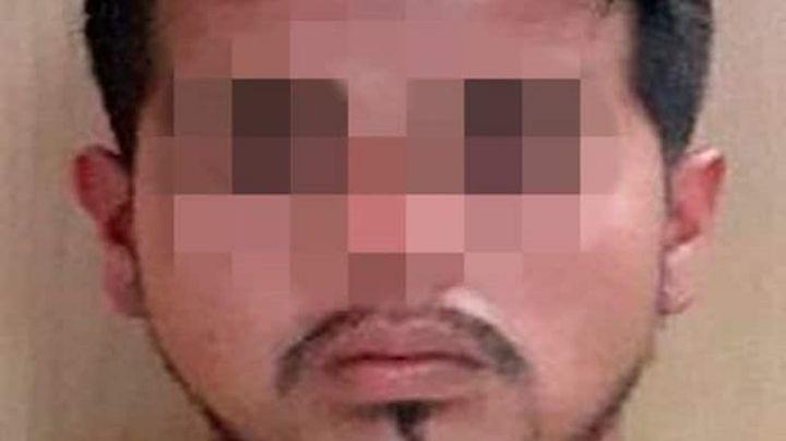 Terror: Ernesto de Jesús, de 24 años, abusa de una joven; la durmió con una droga ilícita