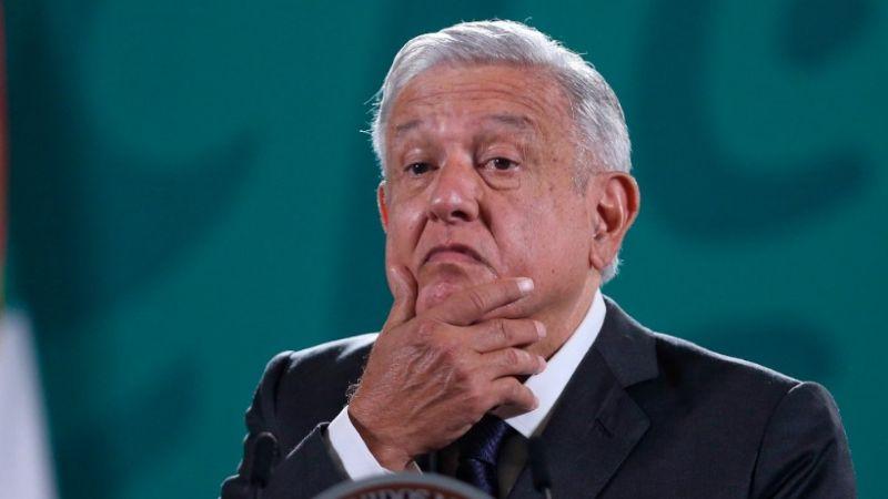 """Consulta popular para juzgar expresidentes: AMLO """"no sabía"""" de la veda electoral del INE"""
