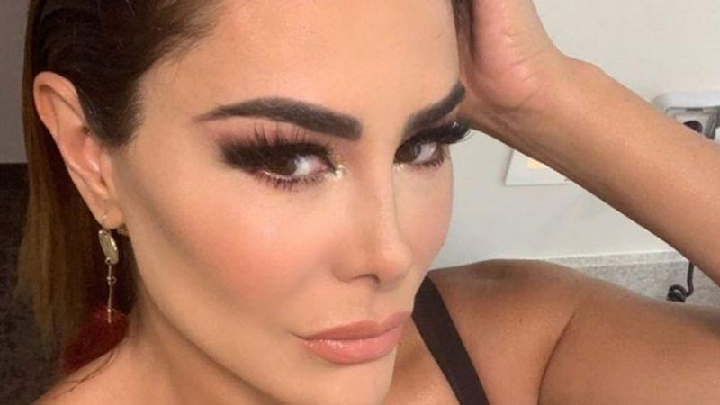 """¿Se pasó de cirugías? Nariz de Ninel Conde """"desaparece"""" y deja en shock a Instagram: """"¿Qué le pasó?"""""""