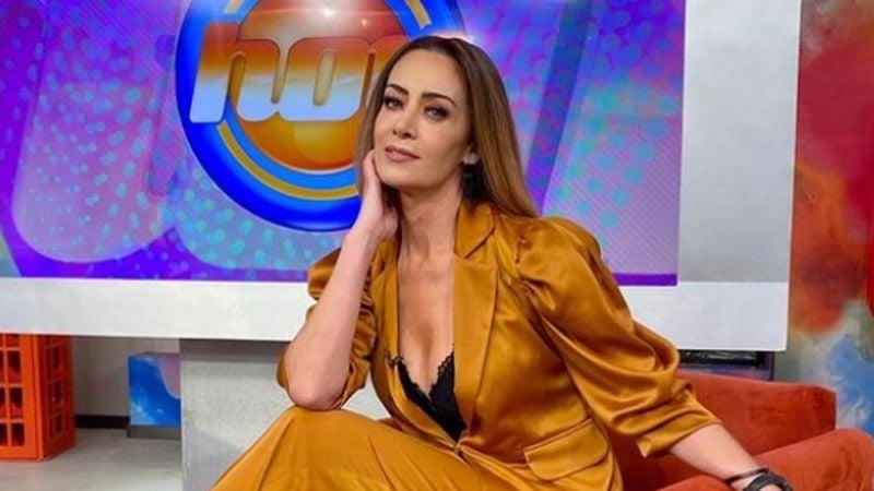 ¿Recadito a TV Azteca? Anette Michel confiesa en 'Hoy' por qué aceptó telenovela de Televisa