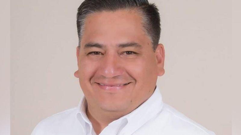 Raúl Paredes, elemento de la policía municipal en Rosarito, es asesinado en presencia de su esposa