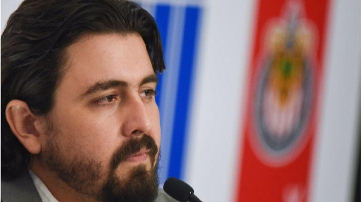¡Ni lo conoce! Amaury Vergara niega que venderá sus Chivas al 'Canelo'