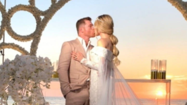 VIDEO: ¡Ya está aquí! El 'Canelo' revive su boda con un tráiler del amoroso evento