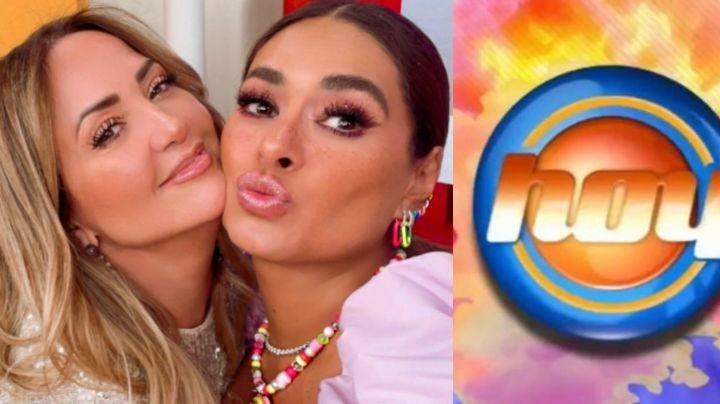 """¿Legarreta o Galilea? Conductora de Televisa confirma infidelidad en 'Hoy': """"La traición es difícil"""""""