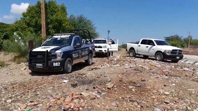 Nueva ejecución en Cajeme: Encuentran sin vida a 'El Chango' en la Loma de Guamuchil