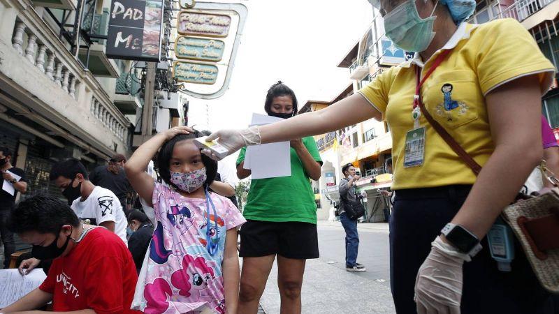 Terror en Tailandia: Los contagios de Covid-19 se desbordan; impondrán medidas más estrictas