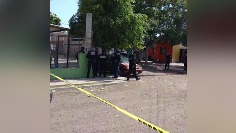 Sicarios interceptan y matan a tiros a 'El Tío'; paseaba por calles de Ciudad Obregón