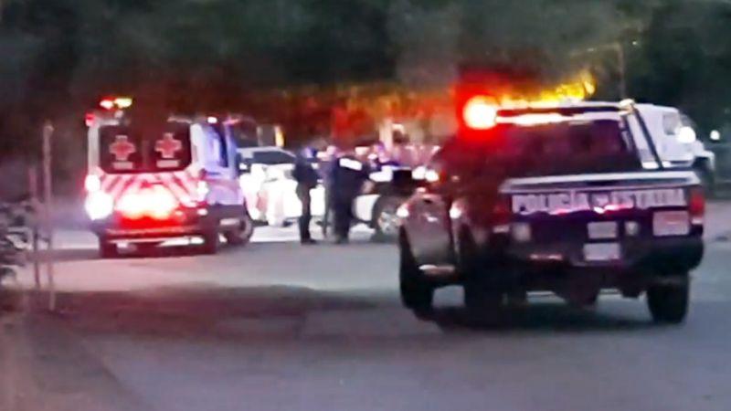 Trágico fin de semana: Rafaguean su auto y lo asesinan de varios balazos en Ciudad Obregón