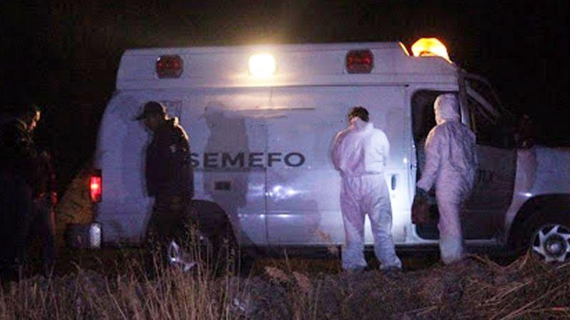 Terror en Guaymas: Le dan tiro de gracia y arrojan su cuerpo 'encobijado' a panteón