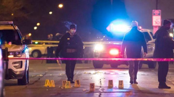 Fiesta acaba en tragedia: Nuevo tiroteo en Chicago deja 6 heridos; casi todos son menores de edad