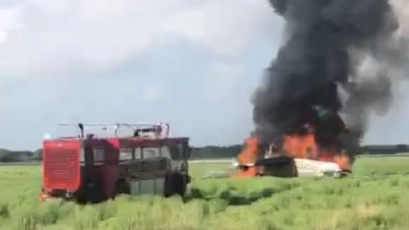 (VIDEO) Brutal tragedia: Aeronave se desploma en Durango; hay heridos y víctimas mortales