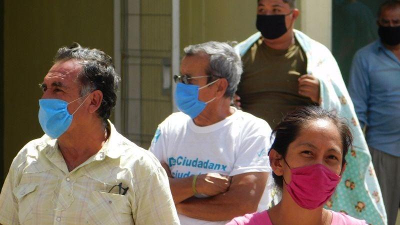 El Covid no para: Este país sufre un dramático aumento en casos mientras se prepara para una fiesta