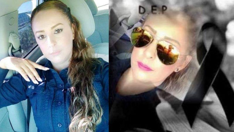 Matan a balazos a mujer policía en plena banqueta; sospechan de su pareja, quien también es oficial