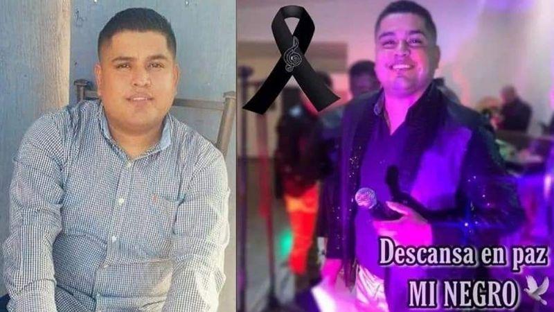 Tragedia en Sonora: Acribillan y matan a vocalista de famosa banda; cantaba en fiesta privada de SLRC