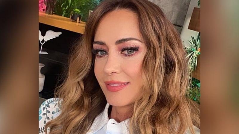 FOTO: Tras dejar TV Azteca por Televisa, Anette Michel anuncia la llegada de nuevo integrante