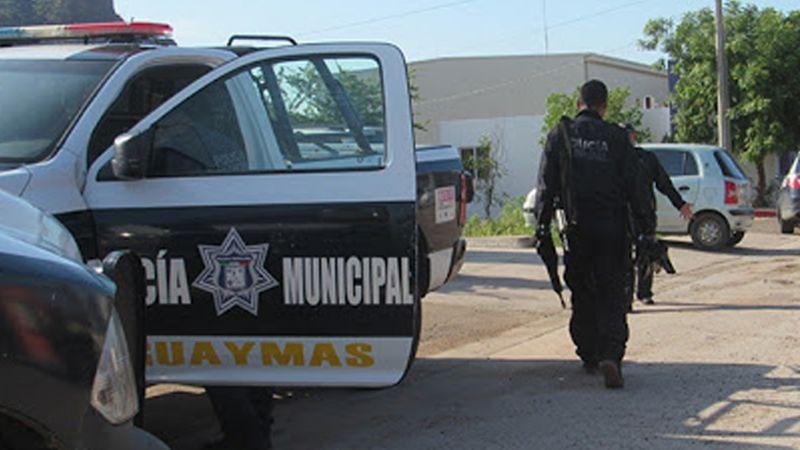 Encuentran a hombre sin vida en pleno centro de Guaymas; se trataría de un 'lavacarros'