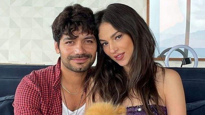 Paty Cantú derrocha amor en redes: La cantante comparte FOTOS junto a su novio, Christian Vázquez