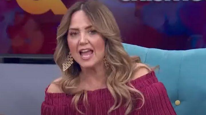 Shock en Televisa: Andrea Legarreta abandona el programa 'Hoy' tras más de 20 años; esta es la razón