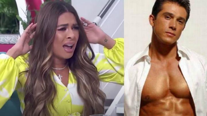 """¡Pleito en Televisa! Galilea Montijo humilla a Sergio Mayer en 'Hoy' por stripper: """"El diputeibol"""""""