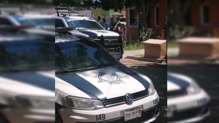 Hallazgo de cuerpo en la Ampliación Alameda moviliza a las autoridades en Cajeme