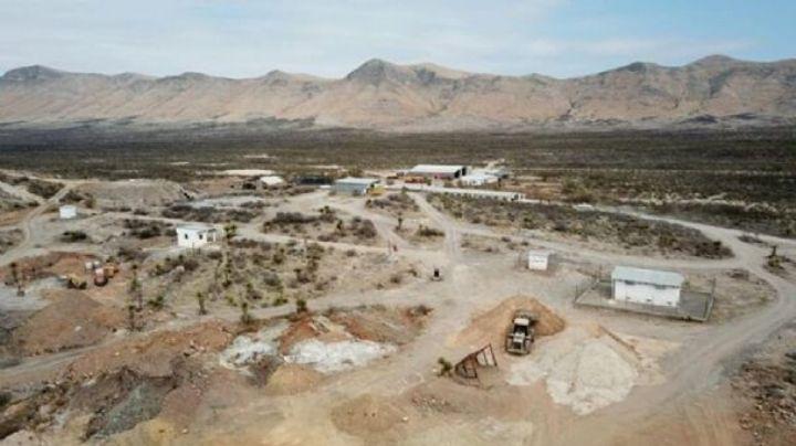 Derrumbe en la mina 'La Pasión' en Ocampo, Coahuila, deja saldo de 2 muertos