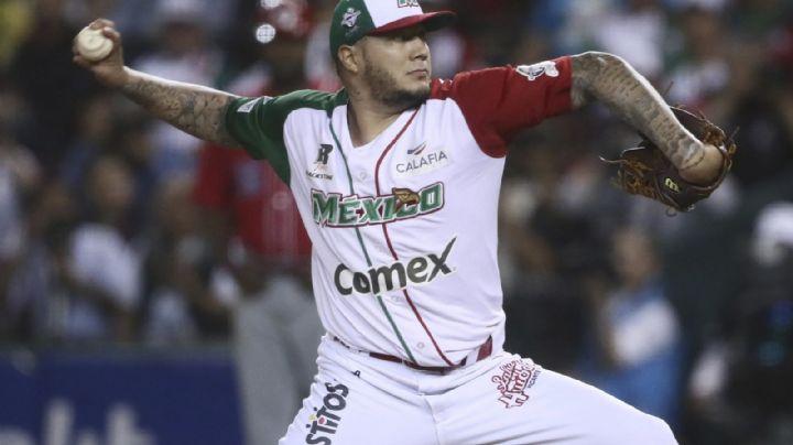 ¡Poncha el covid a Héctor Velázquez; causaría baja del Tri de beisbol para Tokio 2020!